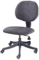 Mavi Fabric Office Chair (Brand - Grey, Set Of 2)