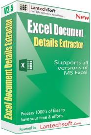 LantechSoft Excel Document Details Extractor