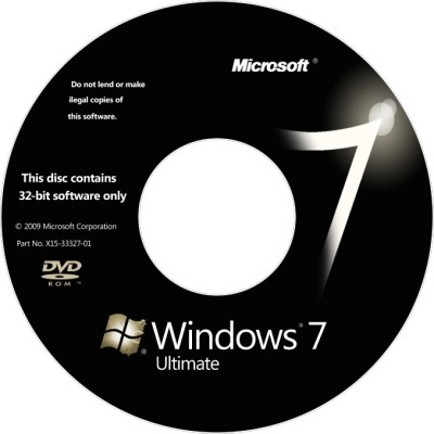 Buy Microsoft Windows 7 Ultimate OEM 32 bit: Operating System