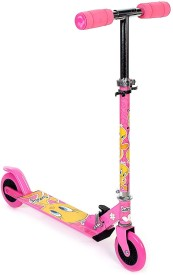 The Flyer's Bay Licenced Multi Character 2 Wheel Scooter High Grade Quality(Tweety)