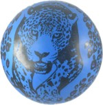 Shop4everything Outdoor Toys Shop4everything Play Ball With Tiger Print