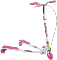 The Flyer's Bay Figgle Diddle With Wiggle Scooter (Pink)