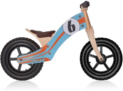 Rebel Kidz Learner Bike Le Mans   EVA Tyre Blue available at Flipkart for Rs.4121