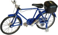 SJ Funny Bicycle With Light & Sound Battery Operated Toy (Multicolor)