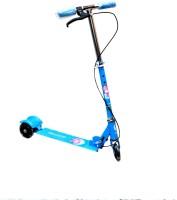 Taaza Garam Kids Scooter With Hand Brake (Blue)