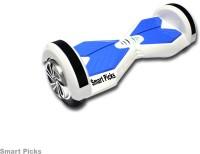 Smart Picks Self Balancing Wheel_8 Inch_white & Blue (White)