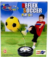 Planet Of Toys Reflex Soccer Play Set (Multicolor)