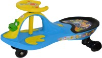 Mera Toy Shop Frog Twister Magicar Car Blue (Multicolor)