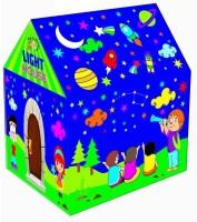 LAVIDI Tent House Set For Kids (Multicolor)