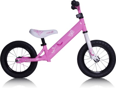 Rebel Kidz Learner Bike Butterfly   Air Tyre Pink available at Flipkart for Rs.3371