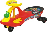Mera Toy Shop Frog Twister Magicar Car Red (Multicolor)