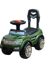 Taaza Garam Kids Imported High Quality Push Along Range Rover Magic Car - Gift Toy (Green)