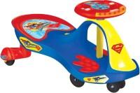 Ditu & Kritu Superman:: Toyzone Musical Magic Car (Blue, Red)