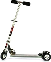 The Flyer's Bay Ultra Durable Big Wheel Scooter (Silver)