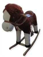 DCS Soft Buddies Horse Toy (Multicolor)