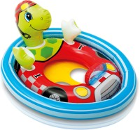 Intex See-Me-Sit Pool Riders, Turtle (Multicolor)