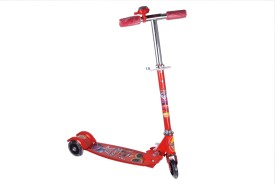 Tabu 3 Wheel Scooter With Bell