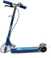 Scrazy Rollerboard 3 Wheel Kids Kick Scooter (Blue)