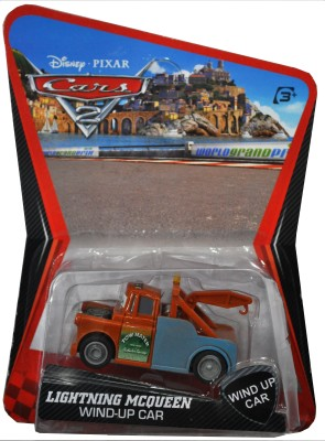 Buy Disney Cars Wind Up Tow Matter: Outdoor Toy