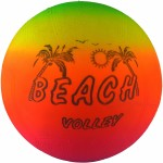 Shop4everything Outdoor Toys Shop4everything Play Beach Ball With Beach Print