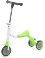 The Flyer's Bay 2 In 1 Sit Or Kick Scooter For Kids (Green)