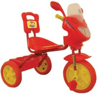 HLX-NMC Joker Face Tricycle Yellow (Red)