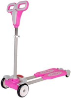 Toyzstation 4 Wheel Flip Scooter (Pink)