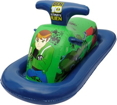 Simba Rainbow Max - Ben 10 Motor Bike (Green)