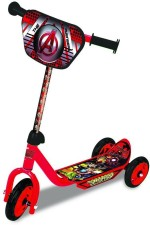 Avengers Outdoor Toys Avengers Three Wheel Scooter