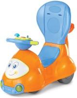 Chicco Quattro 4 In 1 Sit 'N' Ride Car (Multicolor)