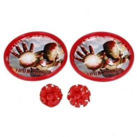 Marvel Iron Man Catch Ball Set