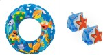 Intex Outdoor Toys Intex Combo of Swimming Tube & Safety Arm Bands