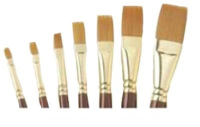 Buy Camlin Series 67 Flat Paint Brush: Paint Brush