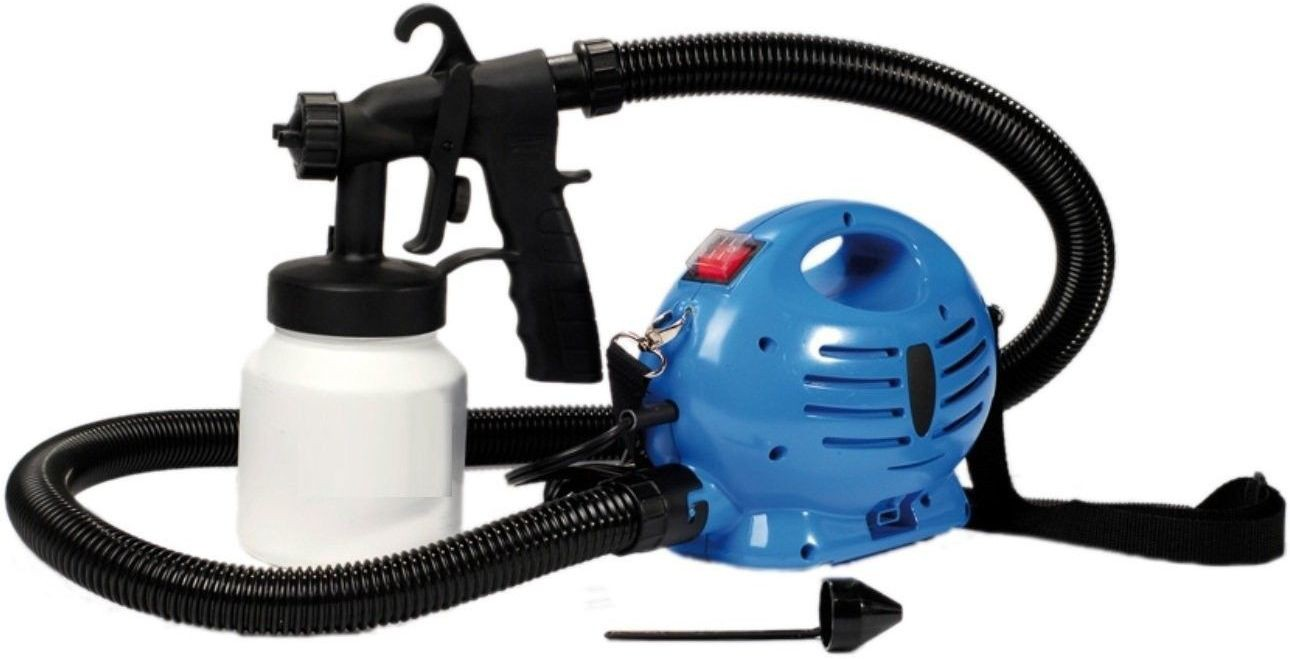 Paint Spray Gun Kit Part - 42: PAINT-ZOOM-4-In-1-magic-Professional-paintzoom-