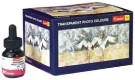 Camlin Transparent Photo Colours Bottle