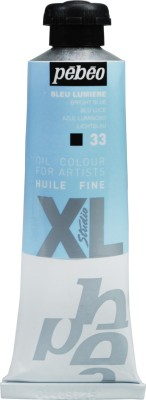 Pebeo XL Fine Oil Paint Bright Blue