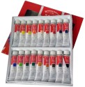 Winsor & Newton Fine Oil Colour Tube - Set Of 18, Multicolor