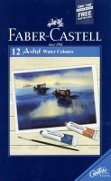Faber-Castell Water Color Tube (Set Of 1, Multicolour)