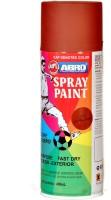 Abro Spray Oil Paint Bottle (Set Of 1, Anti-Rust Brown)