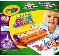 Crayola Color Wonder Oil Paint Bottle (Set Of 1, Multicolor)