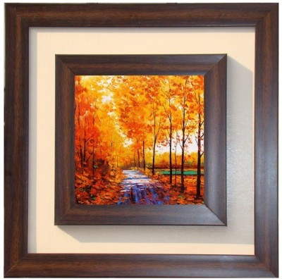 Lila Paintings Wooden S 1045