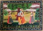 Indiana Mnrsilk Radha Krishna