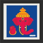 PrintSpeaks Moreshwar PhotoArt 14X14 inch