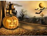 Artzfolio Halloween Concept Framed Art Print