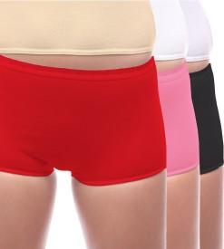 Selfcare Women's Boy Short Panty