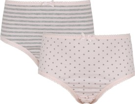 The Organic Cotton Company Girl's Brief Panty