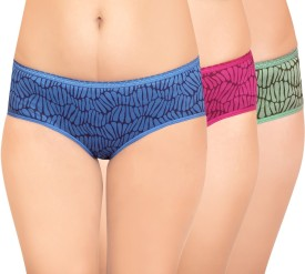 Curves n Shapes CNS123 Women's Hipster Panty
