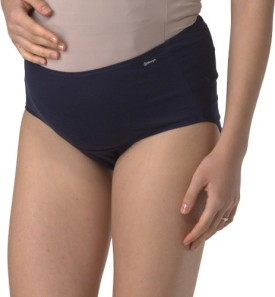 Morph Maternity Navy Blue Women's Maternity Panty Pack Of 1