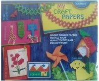 Navneet Eco Friendly Unruled A4 Craft Paper (Set Of 1, Mutlicolor)