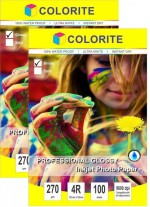 Colorite Camera Accessories 270gsm
